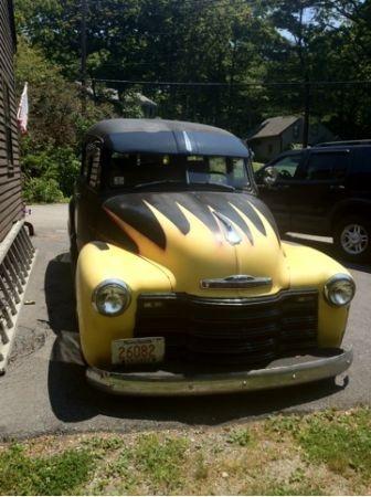 1953 Chevy Suburban Craigslist Autos Weblog