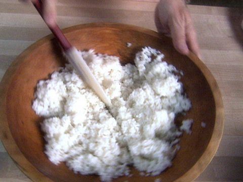 Perfect Sushi Rice Anytime Video : Food Network - FoodNetwork.com