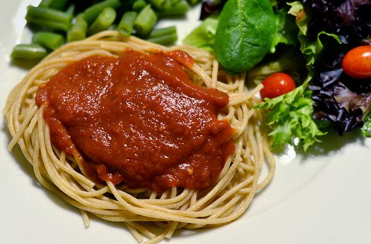 Slow cooker spaghetti sauce | Food: Slow Cooker Recipes | Pinterest