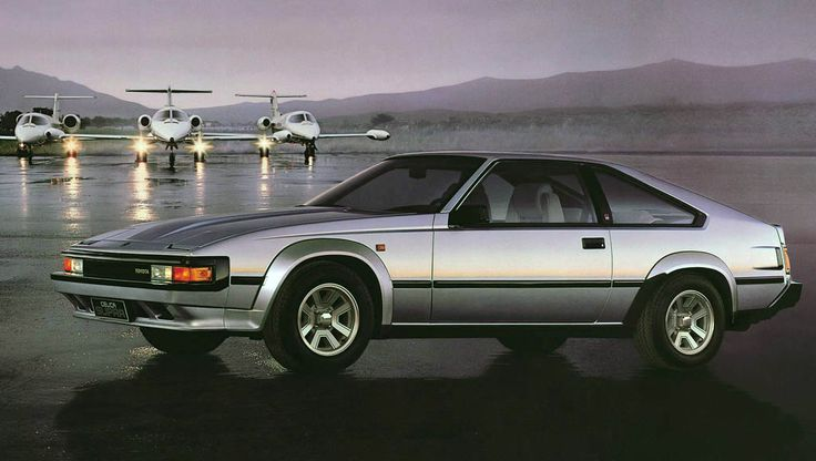 1985 toyota celica supra toyota from the beginning. Black Bedroom Furniture Sets. Home Design Ideas