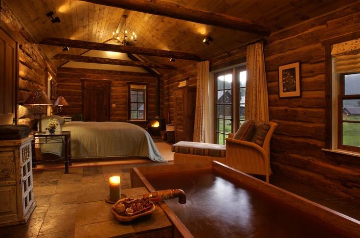 Bedroom Interior Cabin Fever Pinterest