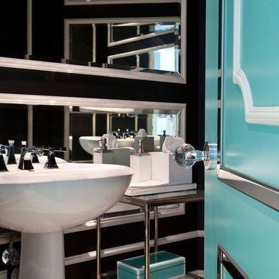 Pin by stiltskin studios on unique boutique pinterest for Hollywood bathroom design