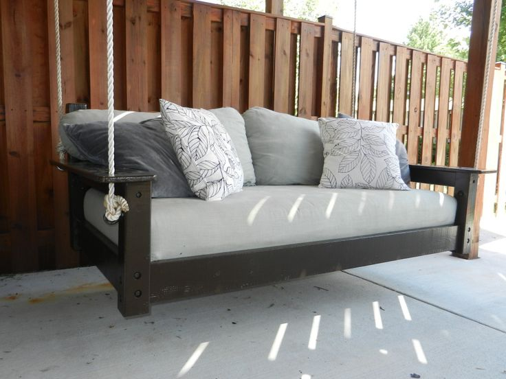 Outdoor Patio Daybed Swing  For the Home  Pinterest