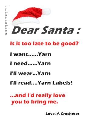 Dear Santa: Is it too late to be good? ❥ 4U // hf