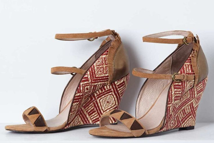 Tribal shoes   | Fashion :) | Pinterest