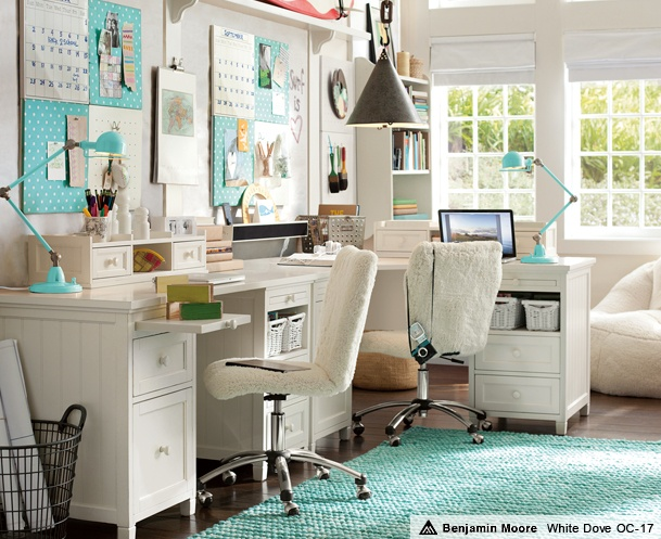 two person workstation home office inspirations pinterest