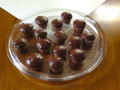 Gluten Free Quinoa Fudge Cupcakes | GF | Pinterest