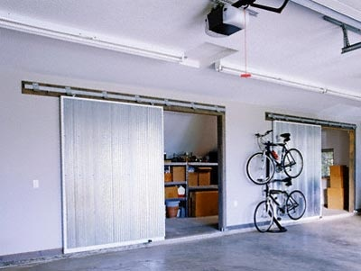 Outstanding New Sliding Garage Doors Ideas : garage door ideas  Garage  Pinterest
