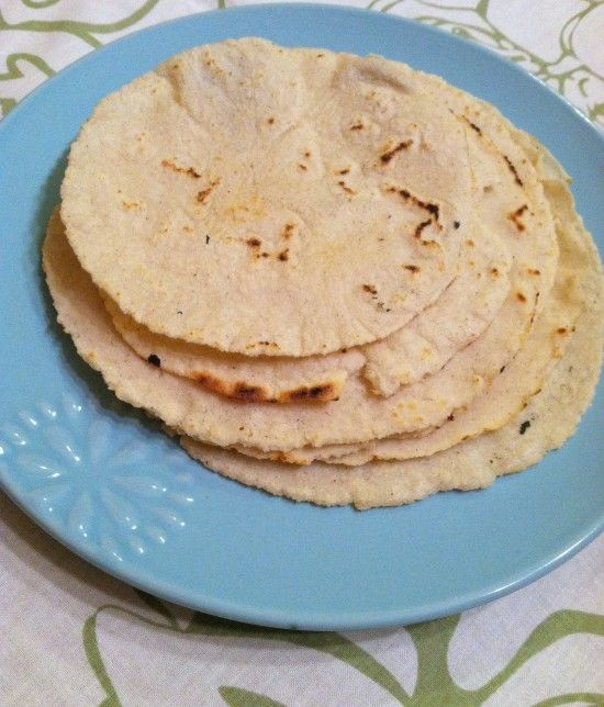 corn tortillas 1 e1378175910769 Homemade Corn Tortillas and Tortilla ...