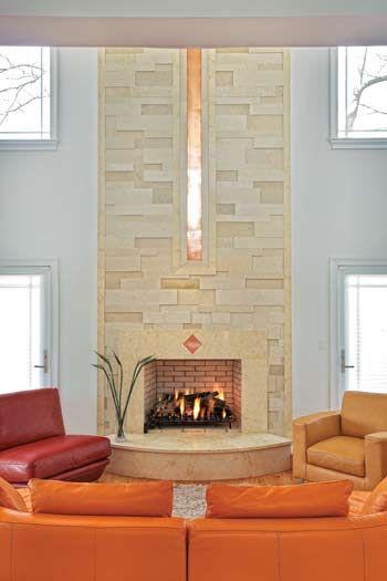 Fireplace Facade Ideas : fireplace facade  Beautiful Home ~ Fireplaces  Pinterest