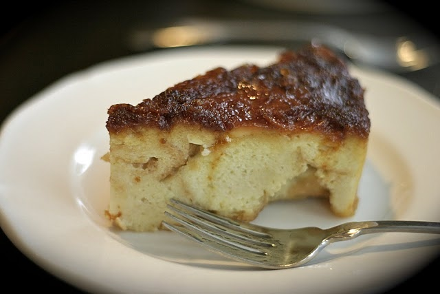 Caramel bread pudding | Cobblers & Puddings! Yum! | Pinterest