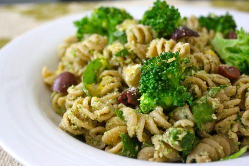 broccoli pine nut pesto pasta e broccoli easiest pasta and broccoli ...