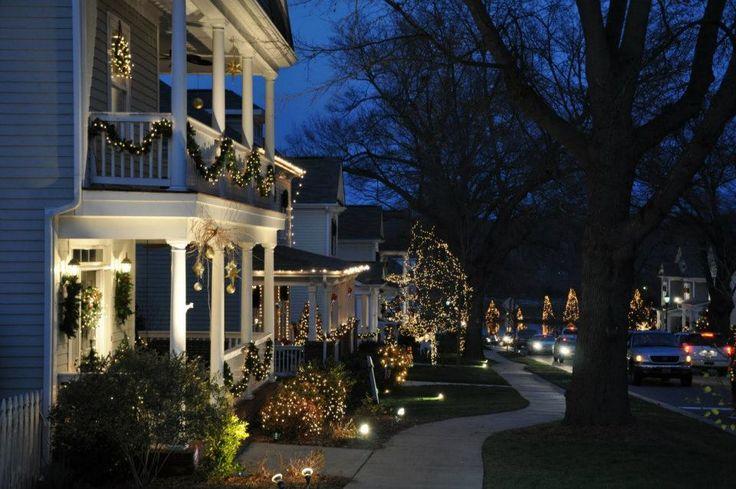 Charlotte Christmas Lights