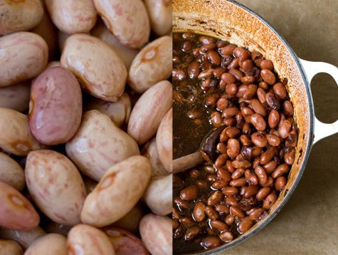 Berry Beer Baked Beans | Recipe