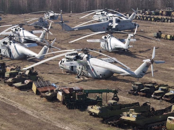 chernobyl helicopter graveyard with 196117758745287475 on Nuclear Meltdown3 furthermore Watch likewise 165731 also Aircraft Graveyard moreover Puget Sound Lawmaker Pitches New Bridge Built Old Aircraft Carriers.