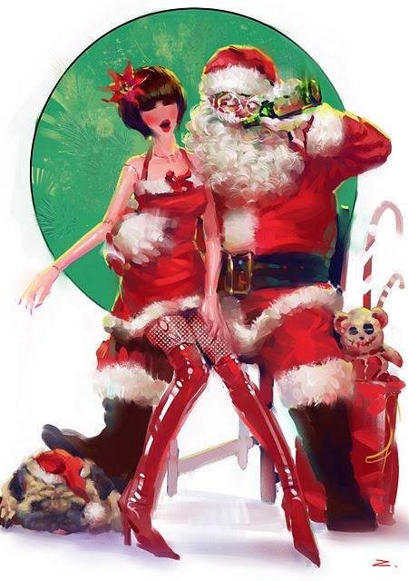 Bad Santa 2 Plot