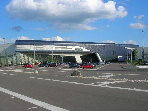 Zaha Hadid Bmw Factory Leipzig Zaha Hadid Grande Unica