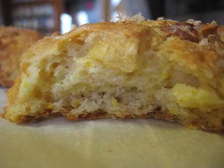 Cheddar Apple Scones | show these to the princess | Pinterest