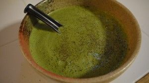 Raw Vegan Cream of Spinach Soup.