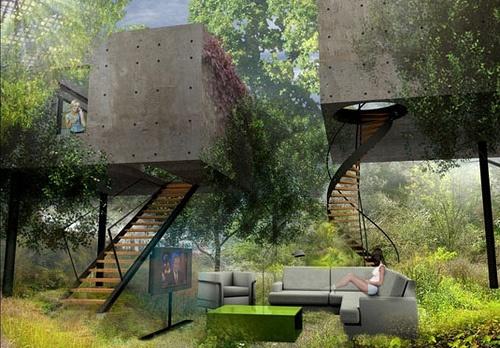 משרד האדריכלים SO Arch by re-Design, via Flickr