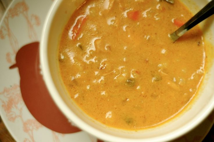 Chipotle Pumpkin Barley soup from Life in Grace. I am looking forward ...