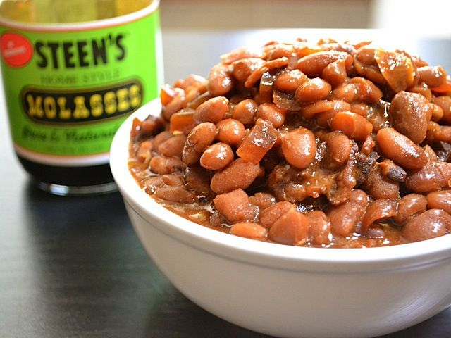 slow cooker baked beans - Budget Bytes