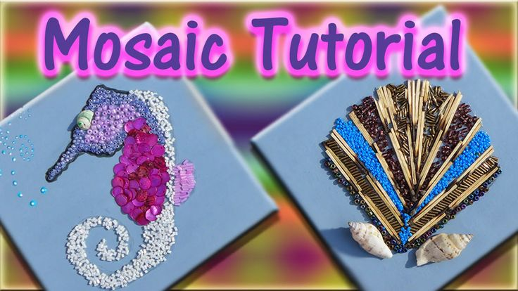 Easy mosaics for beginners diy crafts pinterest for Easy crafts for beginners