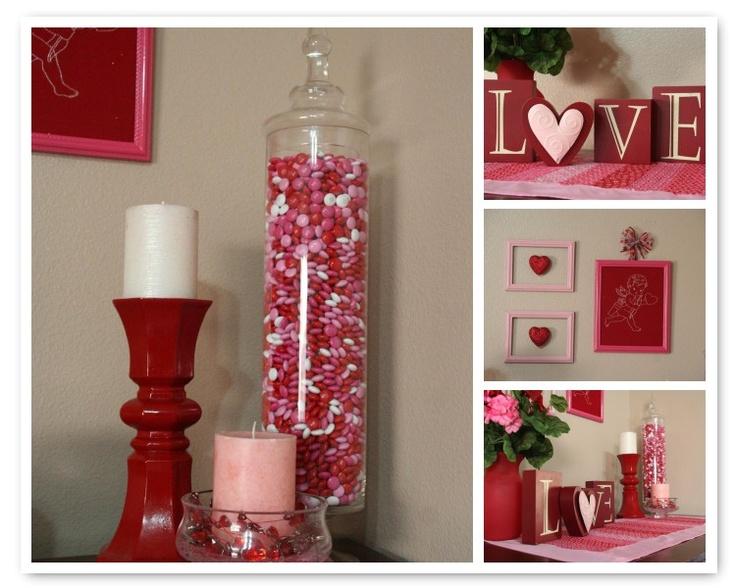 Valentine Decor Valentine 39 S Day Decor Ideas Pinterest
