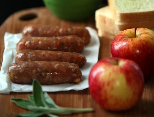 Cool twist on breakfast casserole - Sausage, apple, and cheddar ...