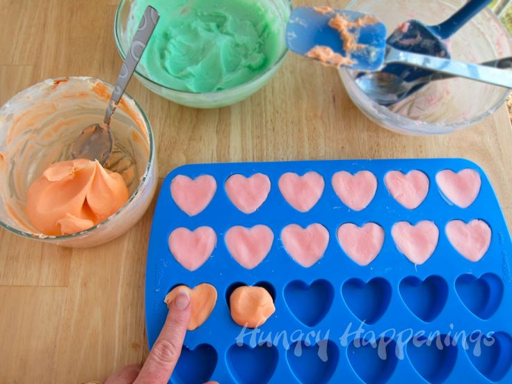... : Conversation Heart Fudge - A sweet Valentine's Day Candy Tutorial