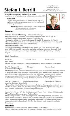 bartender resume summary 04052017