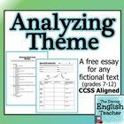analyze language essay
