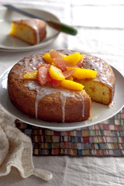 Orange-Yogurt Cake Recipes — Dishmaps