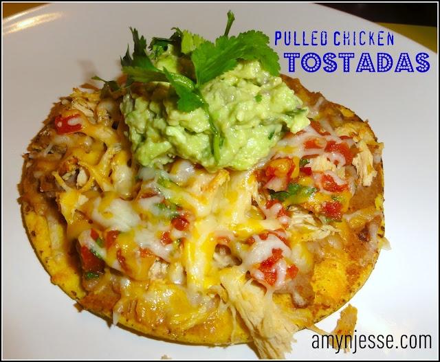 Rotisserie Chicken Tostadas Recipes — Dishmaps