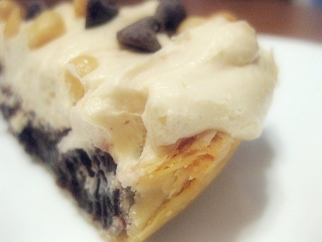 Mile-High Peanut Butter-Brownie Pie | Pies, Tarts & Cobblers | Pinter ...