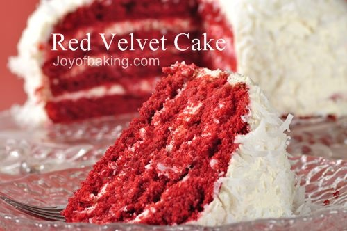 Red Velvet Cake Recipe   Cake   Pinterest