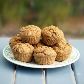 pumpkin applesauce muffins | Vegan Cuisine | Pinterest