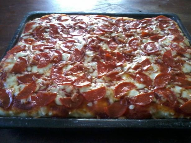 Low Carb Pizza Recipe - Food.com - 84516