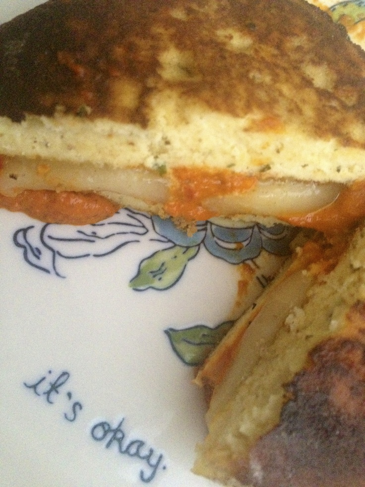 Roasted Red Pepper and Sundried Tomato Pesto {and more time at the be ...