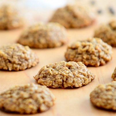 GF Chewy Coconut Oatmeal Cookies | Gluten Free/Paleo/Clean Eating/Veg ...