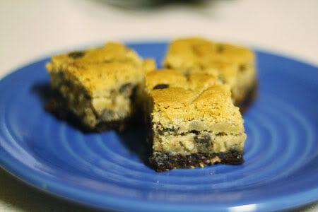 Chocolate Chip Praline Brookies | Sweet Treats! | Pinterest