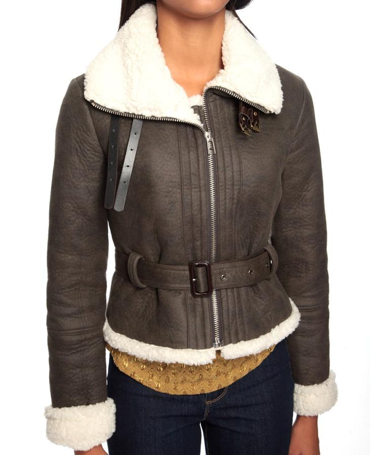 Warm Leather Jacket!! | -:oOOH LeATHER!!:- | Pinterest