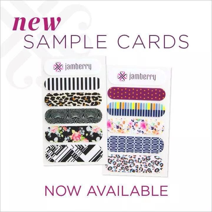 ... for details on how to get a free sample card! melissadstokes@gmail.com
