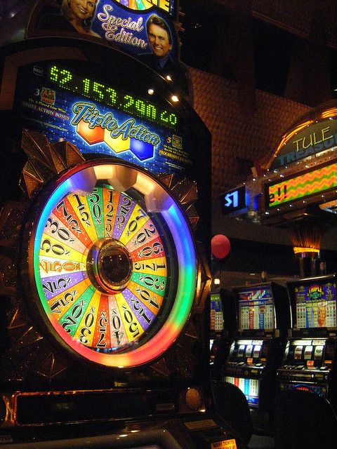 slot games wheel of fortune