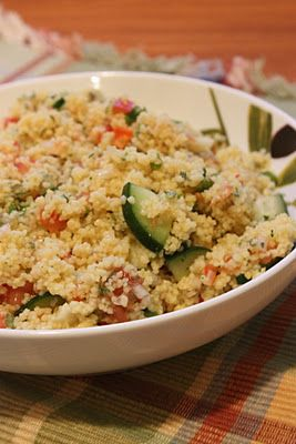 Couscous From Scratch Recipe — Dishmaps