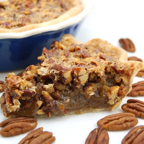 Southern Pecan Pie.. also known as Derby Pie. One of my favorite ...