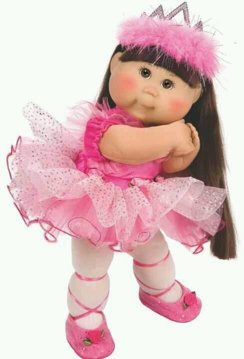 Cabbage Patch Doll Soo Love Dolls