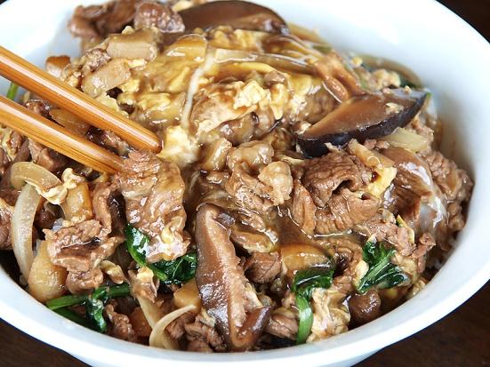Gyudon (Beef Rice Bowl) | Food: Stir Fry | Pinterest