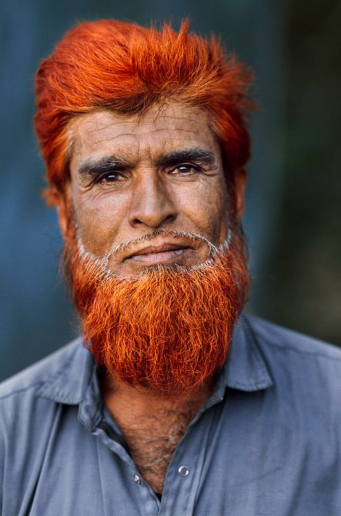 Can Guys Use Henna For Facial Hair Or Beard Coloring