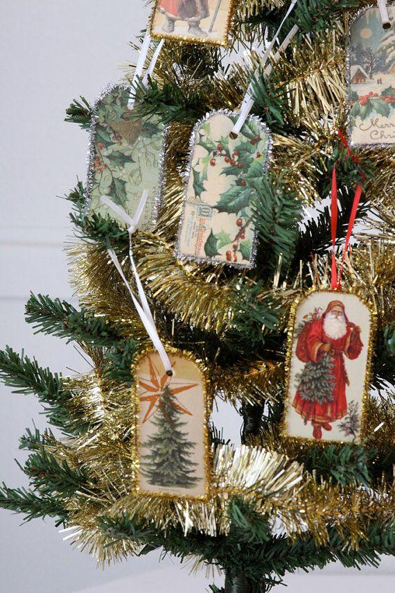 victorian christmas scenes - photo #27